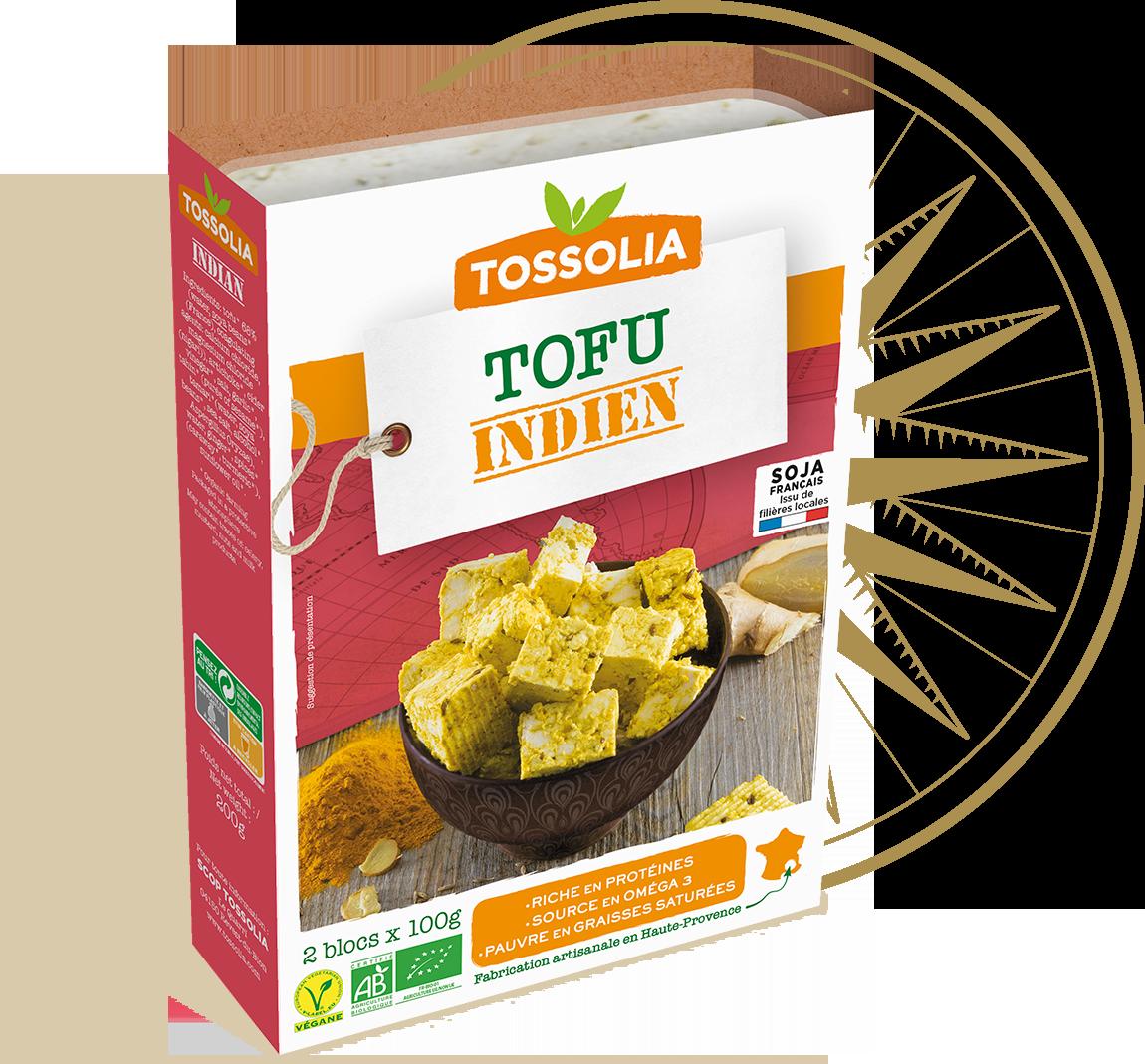 Tofu Indien