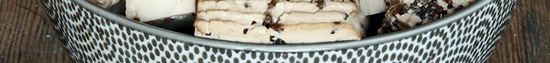 Le tofu mariné aux graines de Chia et anis