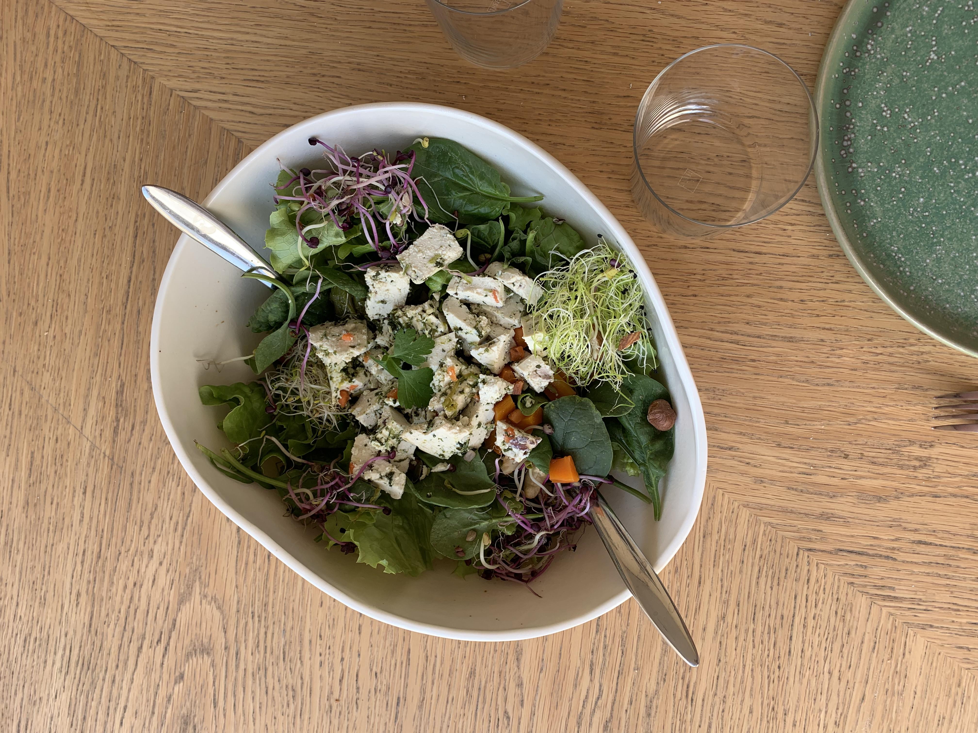 Salade des beaux jours