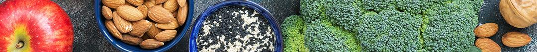 Source de Fer dans les végétaux et le tofu