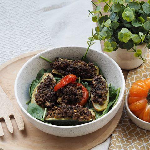Petits farçis provençaux vegan