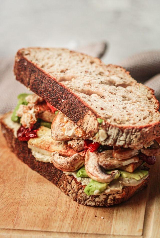 Sandwich rustique